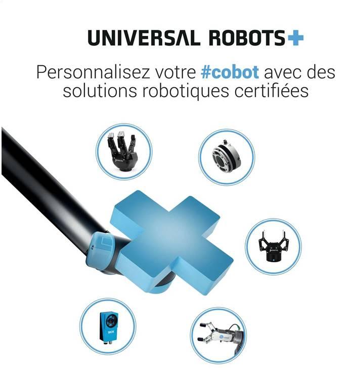 accessoires robots six axes