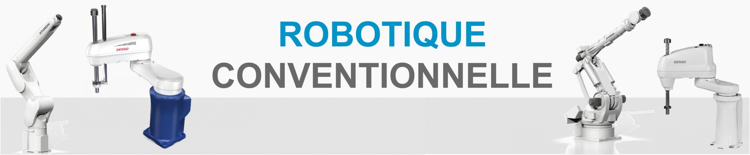robotique conventionnelle
